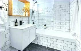 subway tile shower niche large subway tile subway tiles bathroom large size of bathroom wall tile