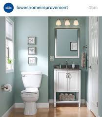 Sherwin Williams Worn Turquoise - nice color for a guest bathroom