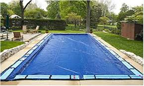 winter pool covers. InGround Winter Pool Covers - Non-Safety