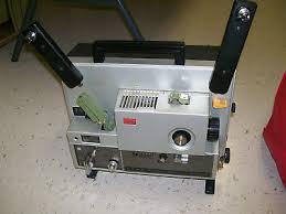 Elmo Projector Elmo Projector Super 8 Sound St 1200 Hd M 2 Track W Manual