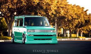 A little something for #Scion #Stanceworks #ScionXB TODD ...