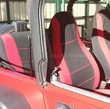 jeep wrangler yj neoprene seat cover