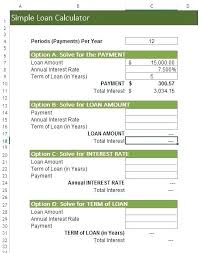 Interest Only Loan Calculation Interest Only Mortgage Calculator Excel Jagraj Co