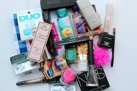new york makeup haul sephora mac bath body works ricky s