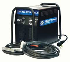 thermal dynamics plasma cutter. thermal dynamics® drag-gun® plus plasma cutter, 230 volt with built- dynamics cutter l