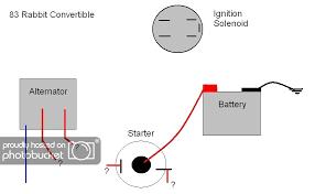 1980 vw rabbit alternator wiring wiring diagram long vwvortex com 83 rabbit starter alternator wiring 1980 vw rabbit alternator wiring