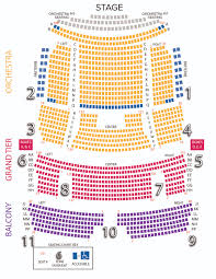 Al Hirschfeld Seating Chart Organized August Wilson Theatre Seating Chart View August