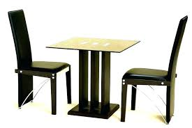 compact dining table and chairs small dining table set for 2 amazing 2 piece dining set