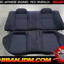 acura integra interior backseat. db8 integra 4 door type r rear seat acura integra interior backseat