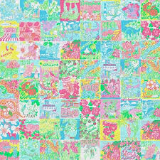 Lilly Pulitzer Pattern Identification Delectable Lilly's State Of Mind Patch By Lilly Pulitzer Department Of