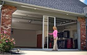 roll up garage door screenResidential Garage Door Screens  Jan Door Company  Dearborn MI