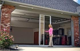 retractable garage door screensResidential Garage Door Screens  Jan Door Company  Dearborn MI