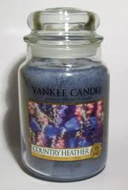 Yankee Candle Country Kitchen Yankee Candle Country Heather Large Jar Scented Candle Amazonco