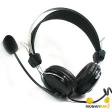 <b>Наушники A4Tech HS-7P</b> black