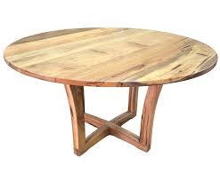 enchanting light brown round rustic wooden ikea round dining table stained ideas