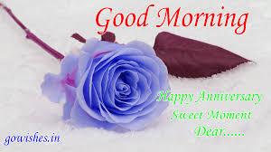 Good Morning Happy Anniversary Gif Image Wallpaper Beautiful