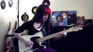 Irene Ketikidi - Live4guitar marketplace - online guitar lessons
