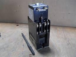 Square D 8501 Lo 80 Ll 8 Pole Ac Mech Latch Relay New Surplus
