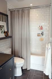 Marvelous Bathrooms With Shower Curtains Decorating with Best 25