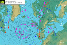 North Atlantic Weather Charts How Will Activity In The Atlantic Affect Uk Weather