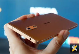 nokia 6 smartphone 2017. the nokia 6 is priced at rm999 and it will be on sale beginning end june 2017. 4 colours available \u2013 matte black, silver, tempered blue copper. smartphone 2017