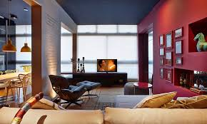 colorful modern furniture. Latest Color Choices For Modern Family Room With Wall Quotes And Good Quality Furniture Trends Colorful