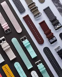 Силиконовые, текстильные и кожаные <b>ремешки</b> для часов <b>Suunto</b>
