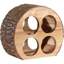 Rustic wine rack table Wood Plank Bannan Bottle Tabletop Wine Rack Wayfair Rustic Wine Racks Youll Love Wayfair