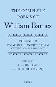 william barnes poems of rural life in the dorset dialect with a glossary