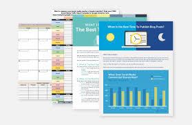 Calendar Scheduler Template The Best 2019 Content Calendar Template Get Organized All Year