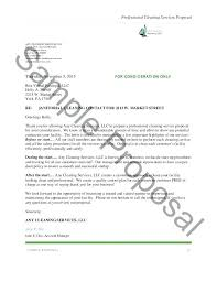 Cleaning Service Agreement Template Contract Cleaning Service ...