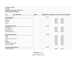 Budgeting For An Event Easy Event Planning How To Succeed In Budgeting Without Really