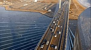 Deldots Eye Over Indian River Inlet Shows More Than Traffic