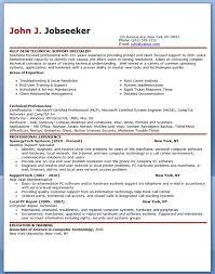IT Help Desk Support Resume Sample