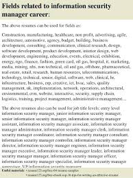 Security Director Resume Senior Manager Resume Template Premium With