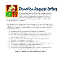donation request letter school sample letter requesting donations for school fundraiser