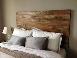 Cedar Barn Wood Style Headboard Handmade In by UrbanBilly on Etsy