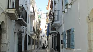 Decorations In Spain Christmas Decorations In Spain Sitges Travelnow Charming
