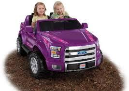 Amazon.com: Power Wheels Ford F-150, Purple Camo: Toys & Games
