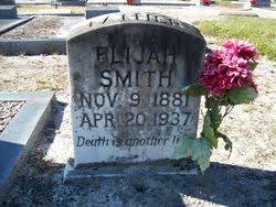 Elijah Smith (1881-1937) - Find A Grave Memorial