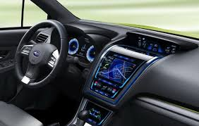 2018 subaru hybrid. perfect hybrid 2018 subaru xv crosstrek  interior and subaru hybrid b