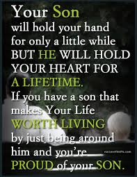Love My Son Quotes Classy 48 Best Mother And Son Quotes