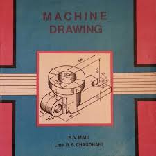 a textbook of machine drawing 7th ed r v mali b s chaudhari books stationery textbooks on carousell