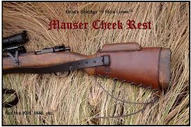 rick lowe mauser k98 m48 stock leather ammo carrier 3
