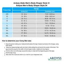 8 Best Ardyss Body Magic Sizing Charts Images Waist