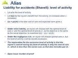 liability essay strict liability essay