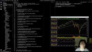 Open Source Stock Charting Software Ponzi2 Stock Charts In Go Vs Code Travis One Day Charts And Open Source Again