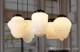 milk glass pendant.  Glass Art Deco Vintage Milk Glass Pendant Lamp White Light Northern  Europe Suspension Lighting Nordic Dinning Room Shop Hotel  And W