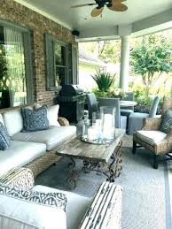 screen porch furniture. Screened In Porch Furniture Screen Decorating Ideas Small  Best .