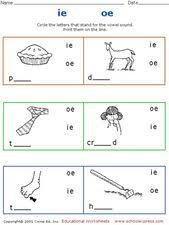 Get free phonics worksheets for kindergarten. Phonics Ie Lesson Plans Worksheets Reviewed By Teachers
